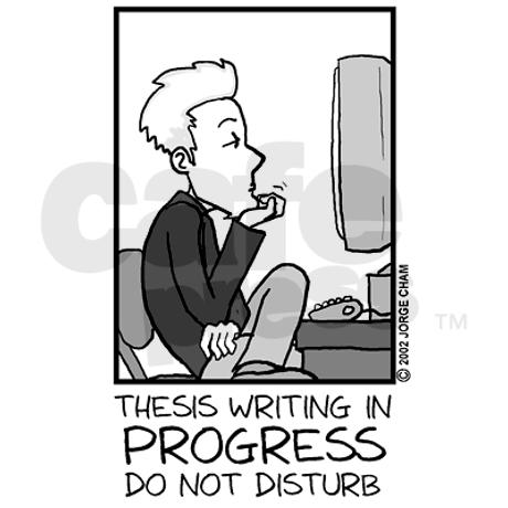 thesis writing stuck I am stuck in the writing process of my masters thesis little background about me i graduated high school with a decent gpa of 365 in 2003 i.