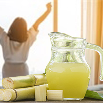 Research has found that active component rich in sugarcane help having sound sleep