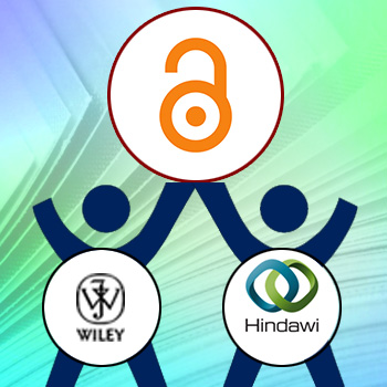 Wiley and Hindawi increase their open access publishing partnership