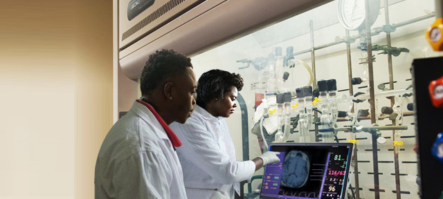 Africa's approach to disease research