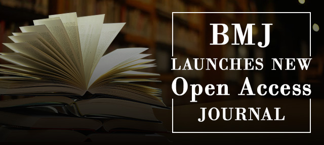 BMJ launches new open access journal
