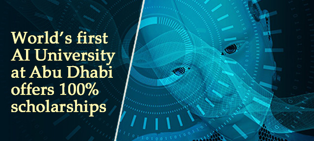 World's first AI University at Abu Dhabi offers 100% scholarships