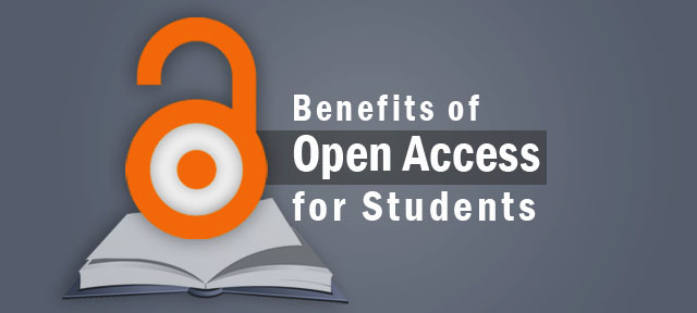 Benefits of Open Access for Students