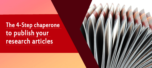 The 4-Step chaperone to publish your research articles
